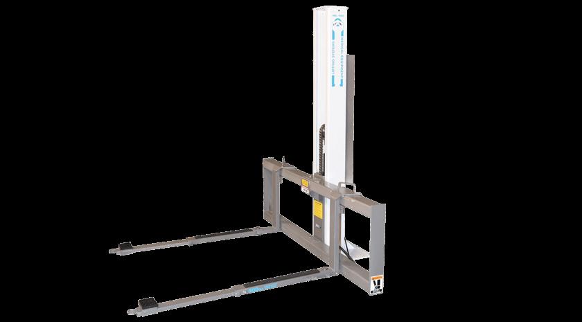 HBL-1000 Series Hospital Bed Lift