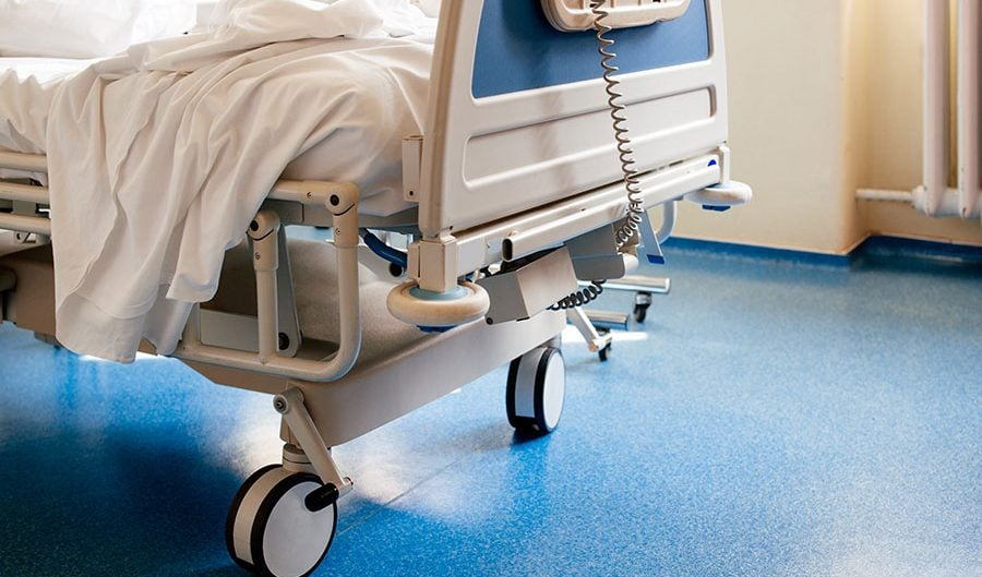 Mechanical Lifting Equipment for Hospital Beds